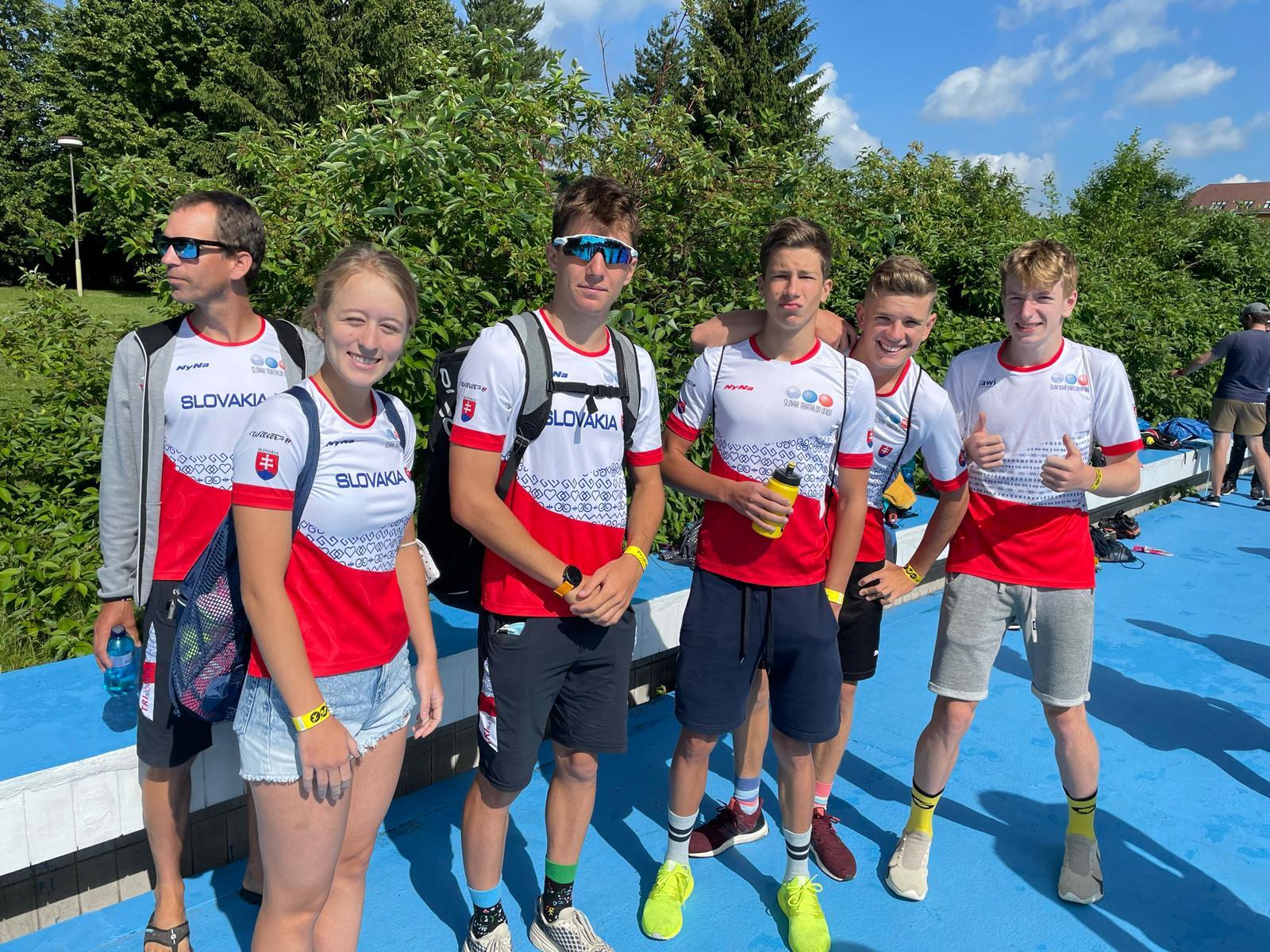 Bohatý triatlonový víkend pre náš tím